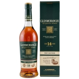 Glenmorangie Malt Whisky Quinta Ruban 14 Years 43% in Geschenkbox