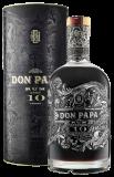 Don Papa 10 Jahre Rum 43 % in Geschenkbox - stark limitiert-
