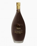 Nero Bottega Schokoladen Likör mit Grappa aus Italien 15 %