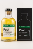 Elements of Islay - Peat Full Proof 59,3% - Whisky in GP