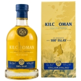 Kilchoman 100 % Islay Whisky 9th Edition 50 % 2019 in Geschenkkarton