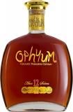 Ophyum Grand Premiere Anos 12 Solera Oliver Rum 40 % in Geschenkbox