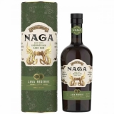 Naga Indonesioan Double Cask Aged Rum Java Reserve 40 %